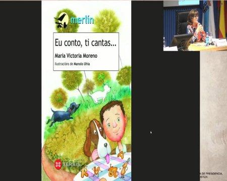 Acto literario en conmemoración do Día das Letras Galegas - Actos en conmemoración do Día das Letras Galegas: Acto literario